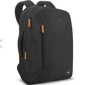 Solo New York Expandable Backpack